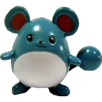 Pokemon Action Figure - Marill