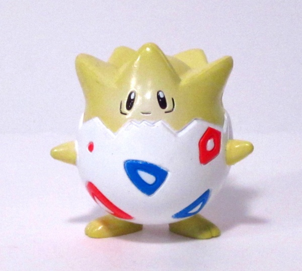 Pokemon Action Figure - Togepi