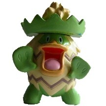 Pokemon Action Figure - Ludicolo