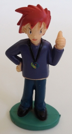 Pokemon Trainer Figure - Gary