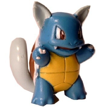Pokemon Action Figure - Wartortle