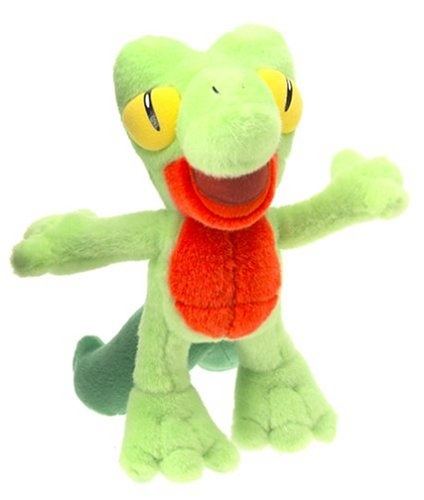 Treecko Pokemon Plush - Medium