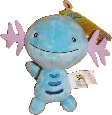 Wooper Pokemon Plush Toy