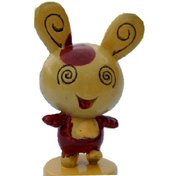 Pokemon Action Figure - Spinda