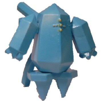 Pokemon Action Figure - Regice