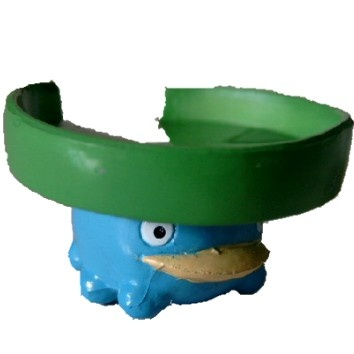 Pokemon Action Figure - Lotad