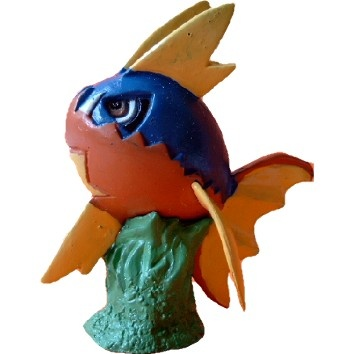 Pokemon Action Figure - Carvahna