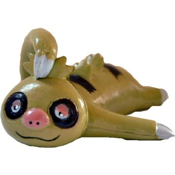 Pokemon Action Figure - Slakoth