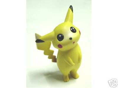 Pokemon Action Figure - Pikachu #2