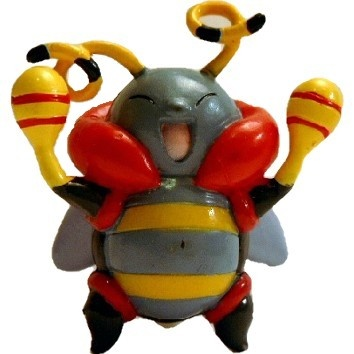 Pokemon Action Figure - Volbeat