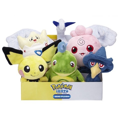 Pokemon Plush Set 12