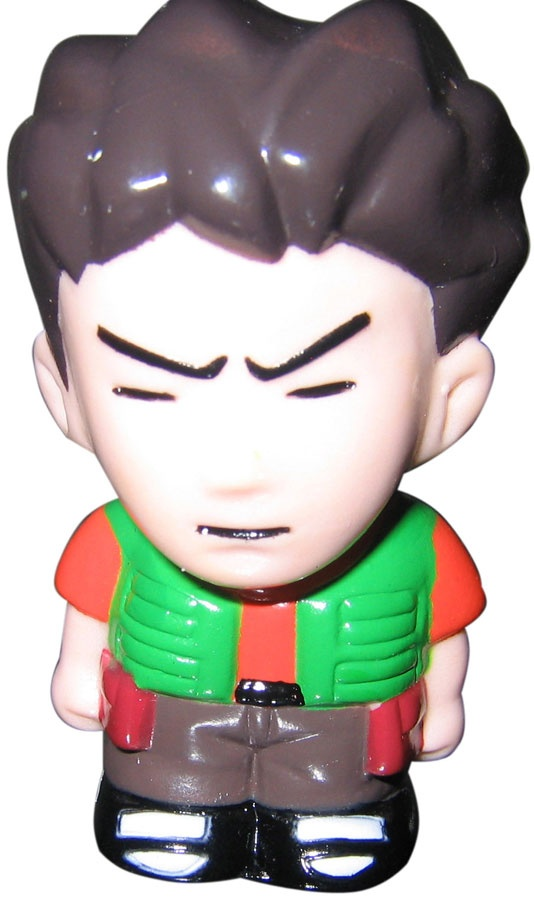 Pokemon Trainer Figure Brock 3 Inch