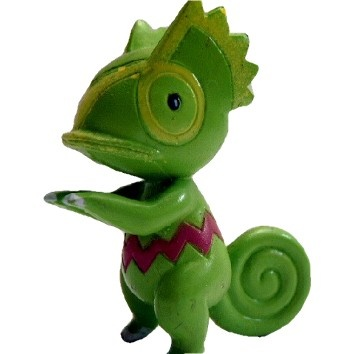 Pokemon Action Figure - Kecleon