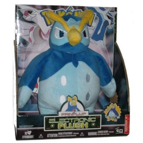 Prinplup Large Pokemon Plush W/Sound