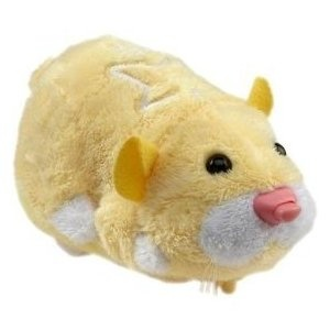 Hamster Pipsqueak -Yellow