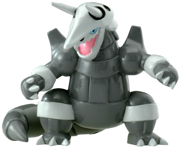 Pokemon Action Figure - Aggron
