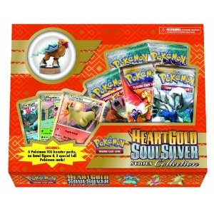 Pokemon Trading Card Game HeartGold & SoulSilver Series Collector Box