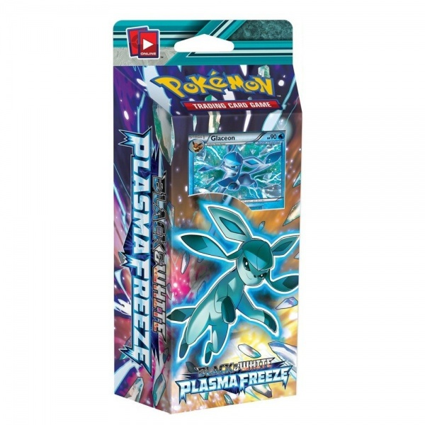 Pokemon Card Game Black & White Theme Deck Frost Ray - Glaceon
