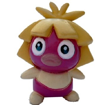 Pokemon Action Figure - Smoochum