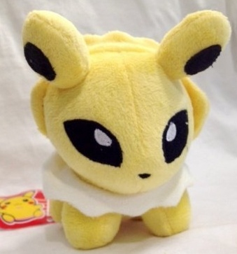 "Jolteon Pokemon 5"" Plush Toy"