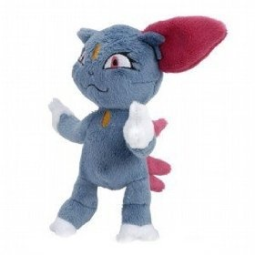 Sneasel Pokemon Plush Toy