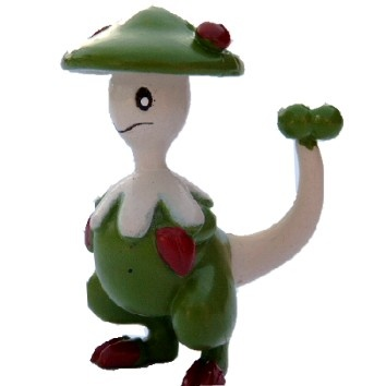 Pokemon Action Figure - Breloom