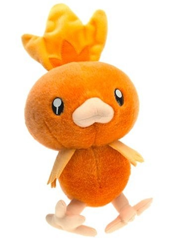 Torchic Pokemon Plush - Large