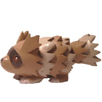 Pokemon Action Figure - Zigzagoon