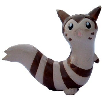 Pokemon Action Figure - Furret