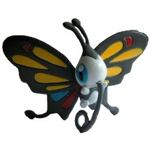 Pokemon Action Figure - Beautifly