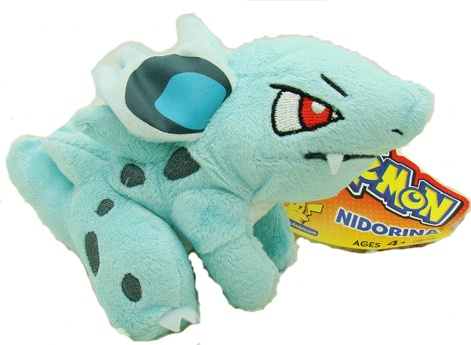 Nidorina Mini Plush Toy