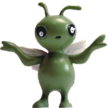 Pokemon Action Figure Celebi - Green