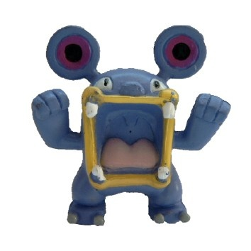 Pokemon Action Figure -Loudred