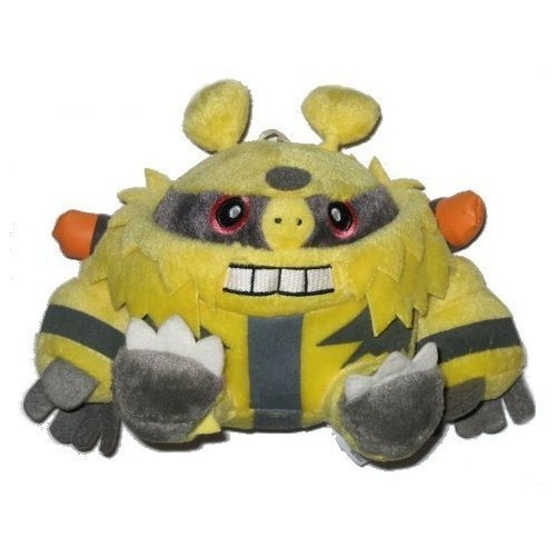 Electivire Pokemon Plush Toy