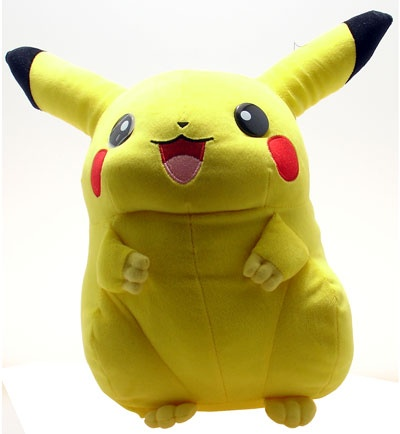 Pikachu Pokemon Plush - Large