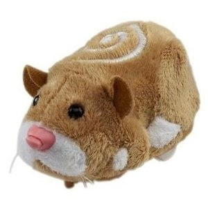 Hamster Mr Squiggles -Brown