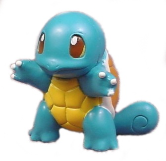 Pokemon Action Figure - Squirtle