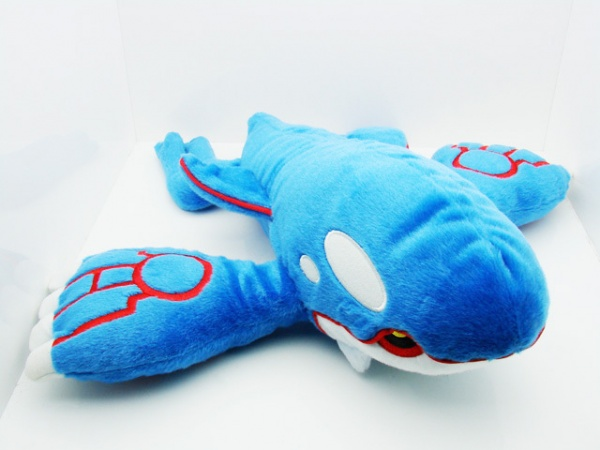 "Kyogre Pokemon 12"" Plush Toy"