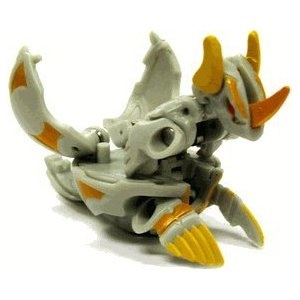 Helix Dragonoid Haos [Grey]