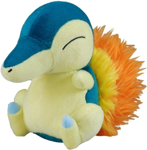 Cyndaquil Pokemon Plush Doll