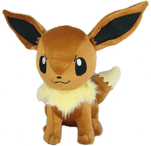 Large Eevee Pokemon Plush Toy