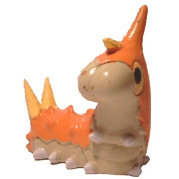 Pokemon Action Figure - Wurmple