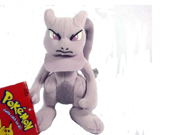 Mewtwo Pokemon Plush Toy