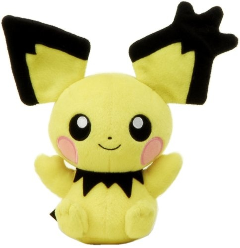 Pichu Pokemon Plush Toy -Medium