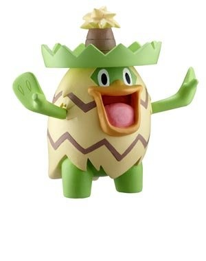 Ludicolo Pokemon Figure -3 Inches